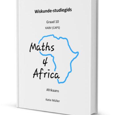 Grade 10 Mathematics Study Guide